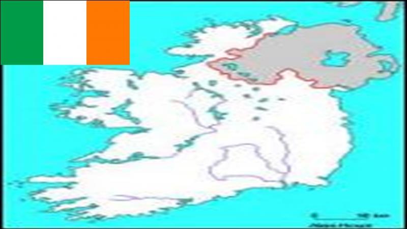 La république d'Irlande ne partage de frontière qu'avec le Royaume-Uni. Laquelle de ces villes irlandaise est la plus peuplée ?