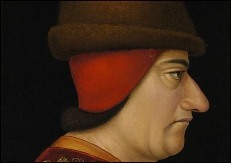 Années de naissance et de mort de Louis XI  l'araignée  ? :