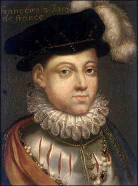 Années de naissance et de mort de François II :