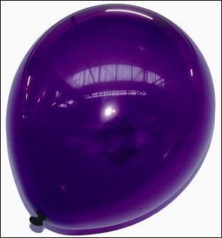 De quelle couleur est ce ballon ?