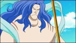 Lui, c'est l'un des trois fils du roi Neptune. Sa petite soeur est une grosse pleurnicharde. Qui est-ce ?