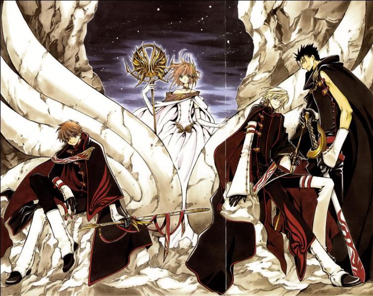 Sakura Kinomoto a été reprise ou mentionnée dans 2 mangas, lesquels ? (2 réponses possibles)