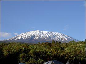 Dans quel pays se trouve le Kilimandjaro ?