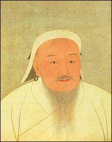 Vers quel âge est mort Gengis Khan ?