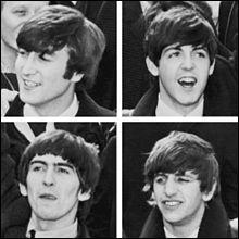 Qui n'a jamais fait partie des Beatles ?