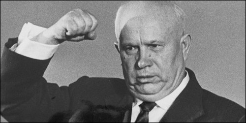 Comment était surnommé Nikita Khrouchtchev ?