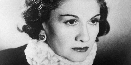 En quelle année Coco Chanel ouvra-t-elle sa première maison de couture ?
