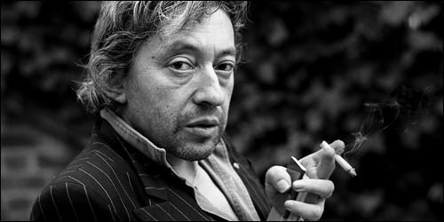 A quelle chanteuse Serge Gainsbourg, dit-il en direct lors d'une émission de Michel Drucker : « I want to fuck her » ?