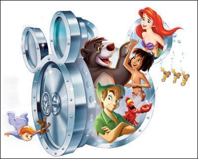 Disney, la magie en Blu-ray (1)
