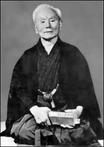 Gishin Funakoshi est ...