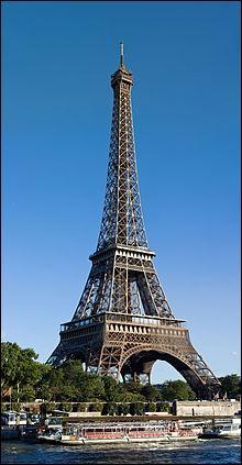 Combien mesure la tour Eiffel ?