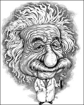 Ne prenez pas la grosse tête ! Einstein détient le record de l'Homme au plus grand quotient intellectuel :