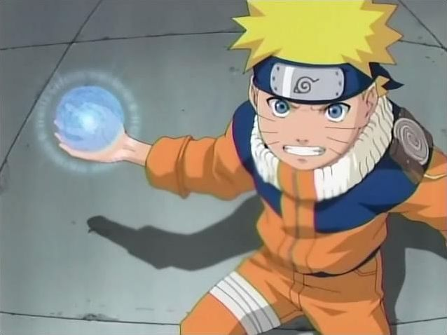 Techniques de Naruto et Naruto Shippuden