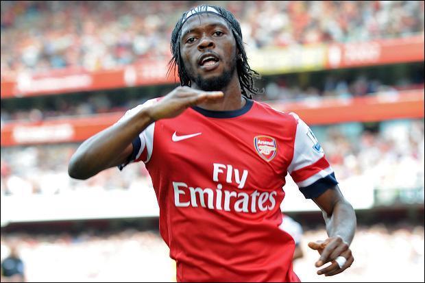 L'international ivoirien Gervinho quitte Arsenal pour rejoindre l'Italie. Dans quel club évoluera-t-il ?