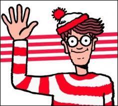 Comment s'appelle la bande dessinée dans laquelle il faut trouver ce petit personnage rouge et blanc appelé Charlie ?