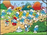Qui sont ces petites créatures bleues ?