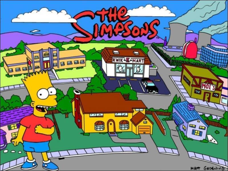 De combien de personnes est composée la famille Simpson ?