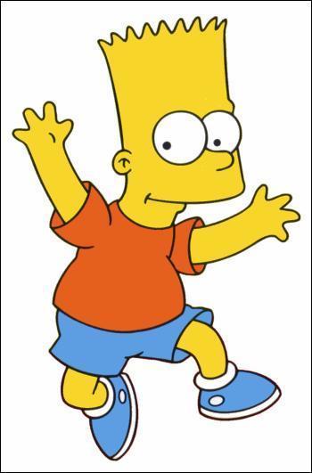 Quelle est la passion de Bart ?