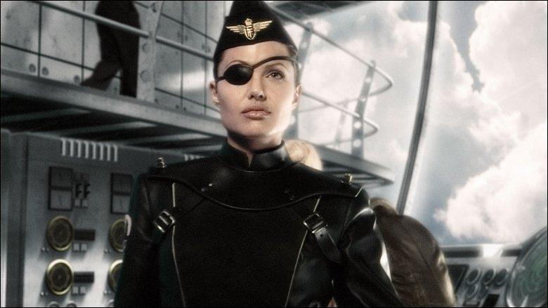 Dans quel film était-elle une aviatrice ?