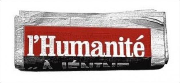 Pour quelle raison le journal l'Humanité est-il interdit dès le 1er septembre 1939 ?