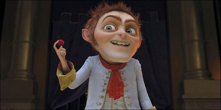 [Shrek 4] (*) Comment s'appelle le nain qui piège Shrek ?
