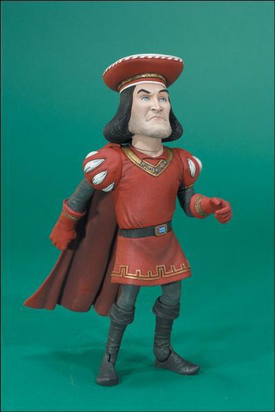 [Shrek 1] (**) Laquelle de ces propositions concernant Lord Farquaad est fausse ?