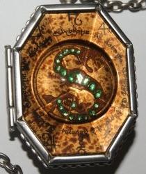 Le médaillon de Salazar Serpentard