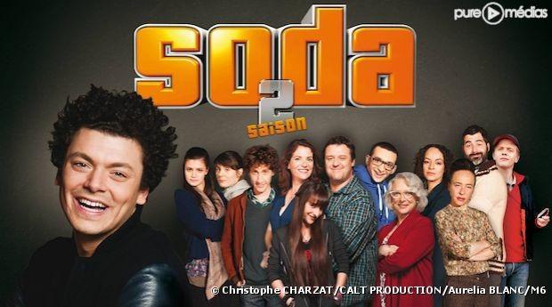 Quizz personnages de 'Soda'