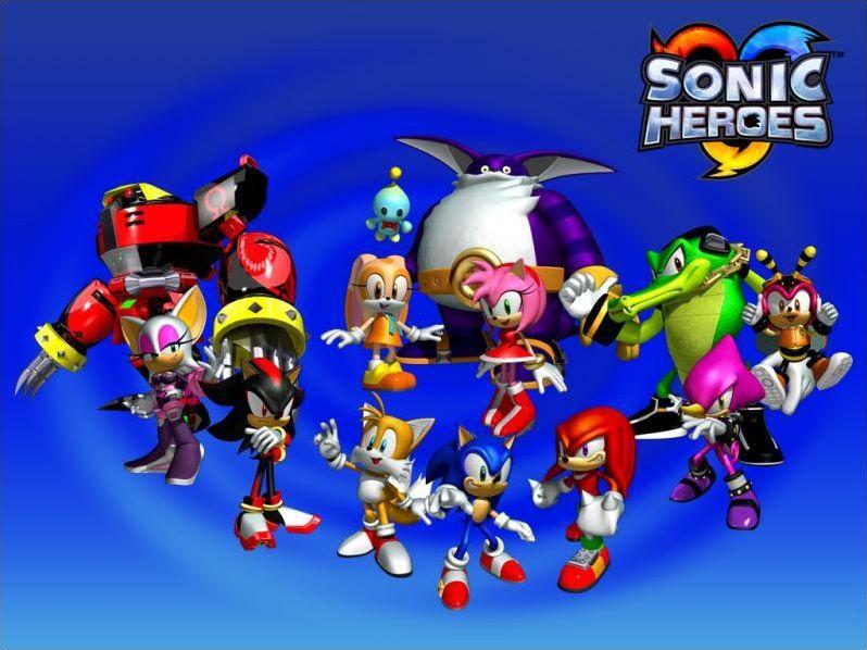 Connais-tu Sonic?