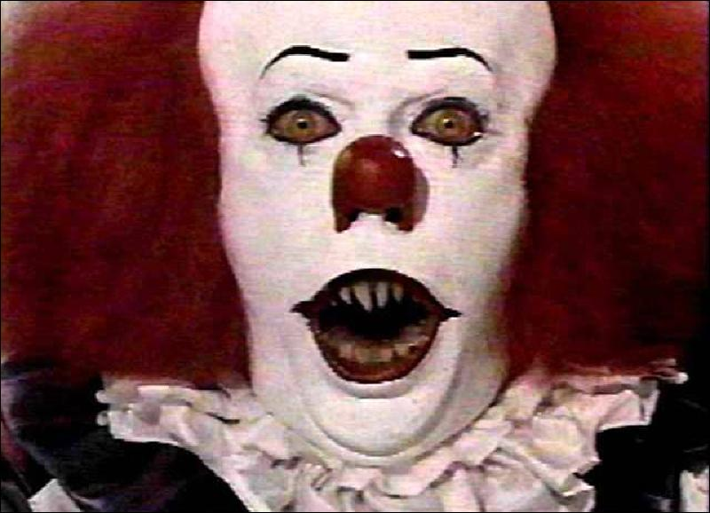 Quel est ce film d'horreur ?
