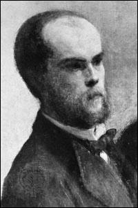 Qui est l'auteur du poème  Pierrot , extrait de son recueil  Jadis et naguère  paru en 1884 ?