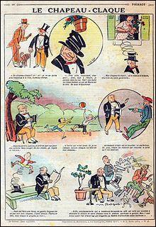 Quel titre portait un journal hebdomadaire illustré pour les garçons, créé en 1925 ?