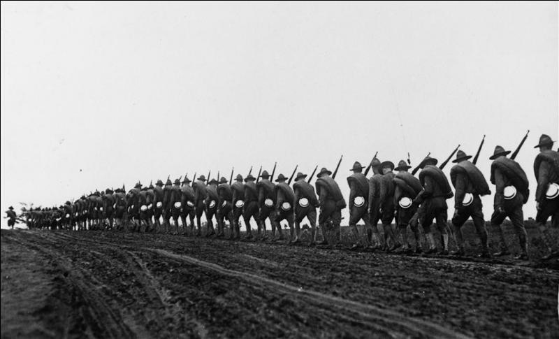 A quelle date les Etats-Unis entrent-ils officiellement en guerre avec l'Allemagne ?