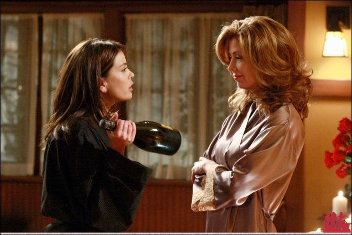 Pourquoi Katherine déteste-t-elle Susan ?