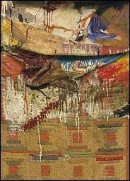 Peintre américain né en 1925, précurseur du pop art, connu pour ses  combine paintings , où il colle des accessoires et des objets hétéroclites en recherche de textures et de couleurs sur des fonds tachistes.