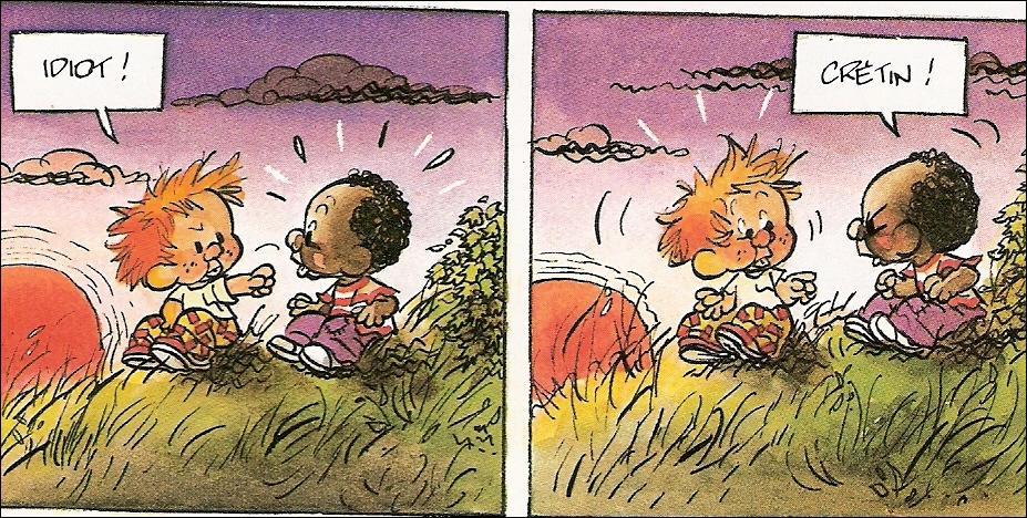 Quelle chanson illustre cette vignette ?