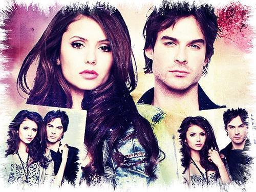 Vampire Diaries - Personnages principaux - Saison 4