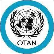 Que signifie ces initiales : OTAN ?