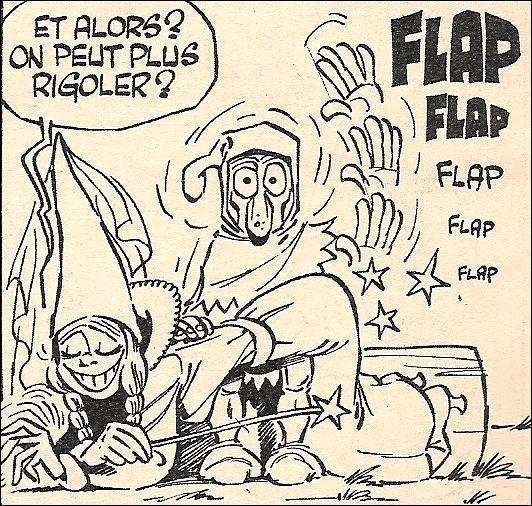 Ce dessinateur a créé dans ce journal, 'La rubrique à brac'. Quel est son nom ?