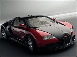 De quelle marque est la voiture  Veyron  ?