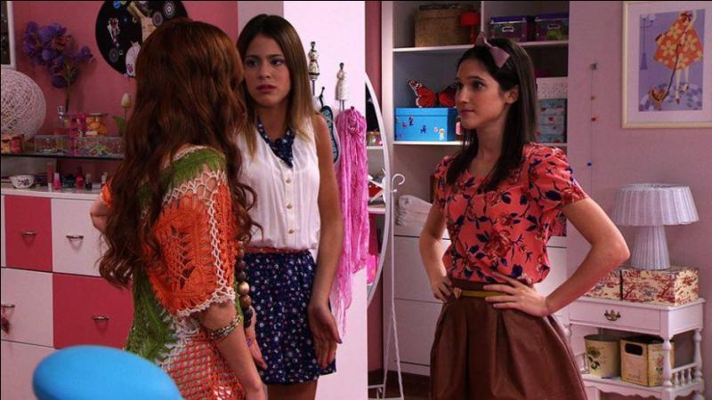 Qui sont ces filles ?