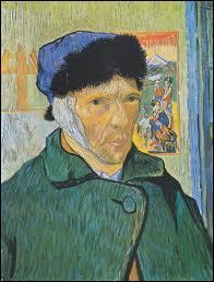 Très instable, il vit deux mois avec Van Gogh à Arles, dans des conditions très tendues. À la suite d'une dispute, Van Gogh peindra un célèbre tableau. Lequel ?