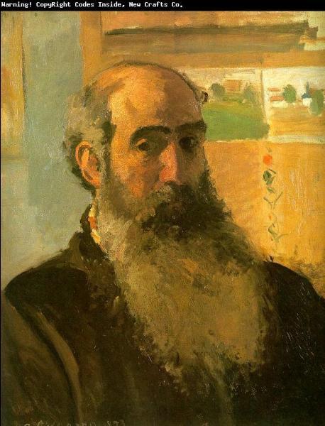 Il fréquente alors les impressionnistes et devient très ami avec l'un d'eux. Lequel ?