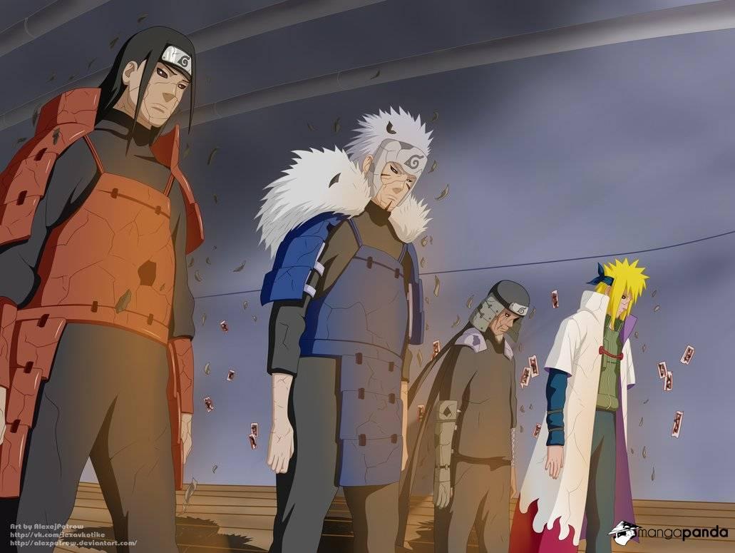 Naruto - Grande guerre ninja (2)
