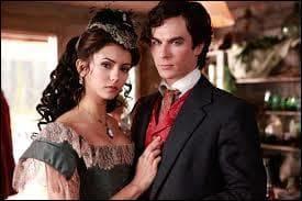 Couples de Vampire Diaries