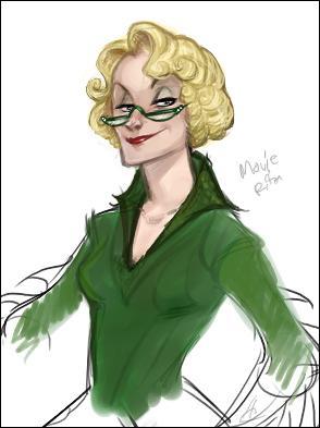 Dans le film, on voit que Rita Skeeter écrit des énormités sur Harry. Dans le livre, on constate qu'elle écrit également des ragots sur ...