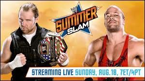 Pré-Show : RVD vs Dean Ambrose. Qui est le vainqueur ?