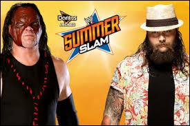 Kane vs Bray Wyatt. Qui est le vainqueur ?