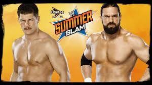 Cody Rhodes vs Damien Sandow. Qui est le vainqueur ?