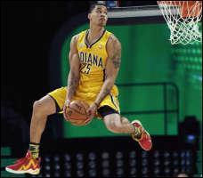 Qui est ce joueur des Pacers ?